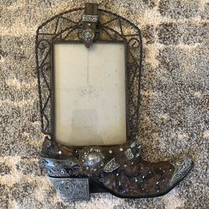 Boot Picture Frame